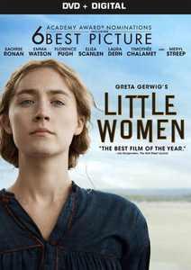 Sony Pictures Little Women (DVD + Digital Copy)