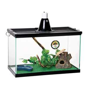 Zilla Tropical Starter Kit for Reptiles