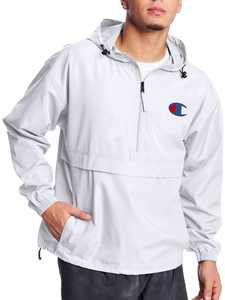 Champion Men's C-Logo Stadium Packable Jacket