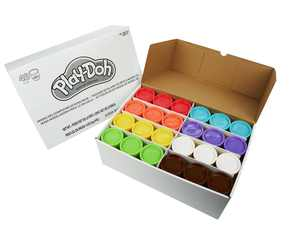 Only At Walmart: Play-Doh 48-Pack, 8 Different Play-Doh Colors (144 Ounces Total)