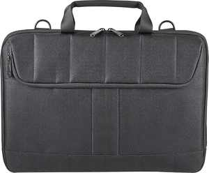 """Insignia - Laptop Sleeve for 15.6"""" Laptop - Black"""