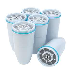 ZeroWater 6-Pack Replacement Water Filters for All ZeroWater Models