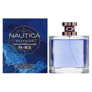 Nautica Voyage N-83 for Men 3.4 oz Eau de Toilette Spray