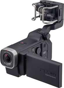 Zoom - Q8 HD Camcorder - Black