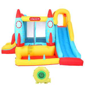 Ktaxon Toys Inflatable Bounce Party Castle House with 450W UL Certified Blower