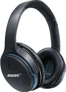 Bose - SoundLink Wireless Around-Ear Headphones II - Black