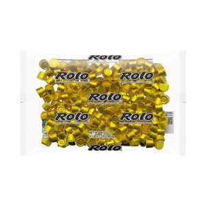 ROLO, Chocolate Caramel Candy, Halloween, 66.7 oz, Bulk Bag
