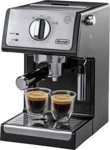 De'Longhi - Espresso Machine with 15 bars of pressure - Black