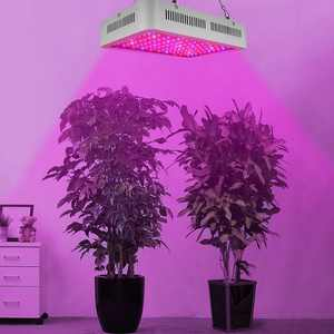 CLEARANCE! Full Spectrum LED Grow Lights, Newest 1500W LED Panel Grow Lamp with IR & UV Grow Lights, for Indoor Plants, Succulents, Seedling, Vegetables, Lettuce, Tomatoes and Herbs, S11639