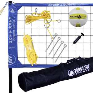 Park & Sun Sports Tournament Flex 1000 Volleyball Set