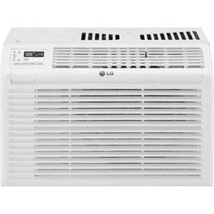 LG 6,000 BTU Window Air Conditioner with Remote
