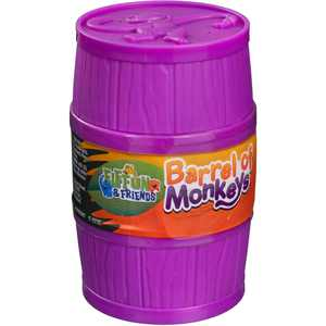 Elefun and Friends Barrel of Monkeys Game, Styles May Vary, Ages 3 and Up