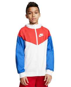 Big Boys Wind Runner Sportswear Jacket