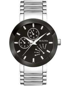 Men's Futuro Stainless Steel Strap Watch 40mm 96C105