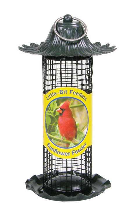 Stokes Select Wild Bird 0.5 lb. Metal Screen Tube Bird Feeder