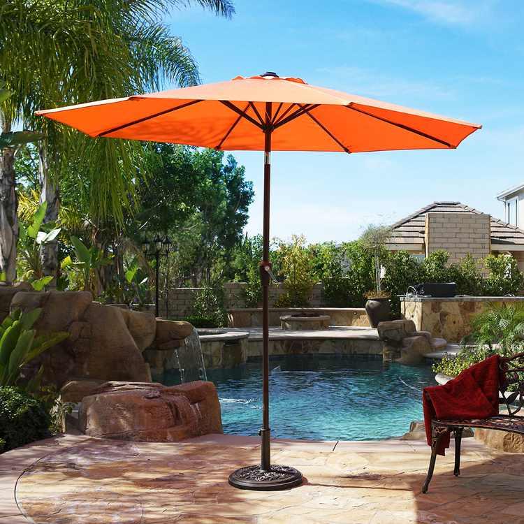 Belleze 9' Market Umbrella
