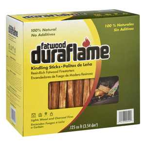 Duraflame Fatwood Fire Starters For Firewood Or Charcoal
