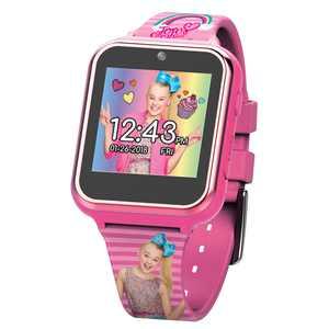 JoJo Siwa iTime Kids Smart Watch, 40 mm, Pink
