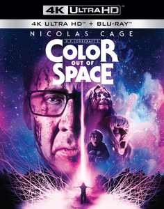 Color Out of Space (4K Ultra HD)