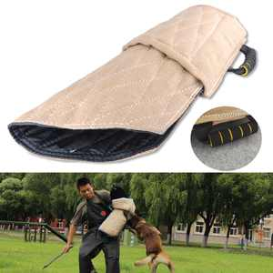 Dog Training Bite Sleeve Arm Training Protection For Young Working Dog Puppy Biting Playing