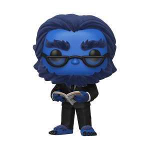 Funko POP! Marvel: X-Men 20th- Beast - Walmart Exclusive