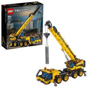 LEGO Technic Mobile Crane 42108 Construction Toy Building Kit (1,292 pieces)