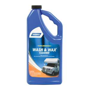 Camco 40493 Rv Wash & Wax 32 Oz