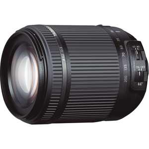 Tamron - 18-200mm f/3.5-6.3 Di II VC All-in-One Zoom Lens for Nikon - Black