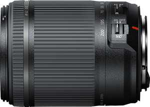 Tamron - 18-200mm f/3.5-6.3 Di II VC All-in-One Zoom Lens for Canon - Black