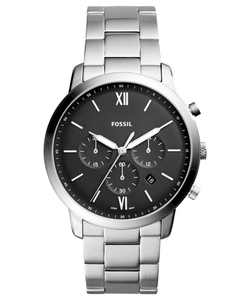 Men's Neutra Chronograph Stainless Steel Bracelet Watch 44mm