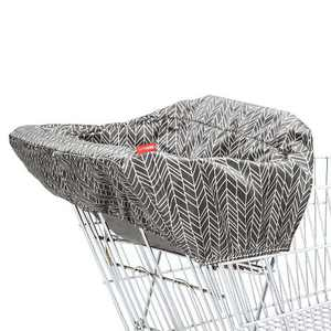 Skip Hop Take Cover Shopping Cart Cover - New Colorway