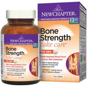 New Chapter Bone Strength Take Care - Tiny Tabs 240 Tabs