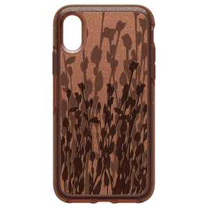 Otterbox Symmetry Clear Series Case for iPhone Xs, That Willow Do