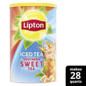 Lipton Iced Tea Mix Southern Sweet Tea, 28 qt