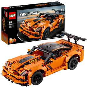LEGO Technic Chevrolet Corvette ZR1 42093 Model Car Building Set