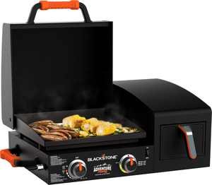 """Blackstone Adventure Ready 17"""" Griddle with Electric Air Fryer"""