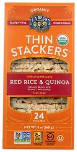 Lundberg Family Farms Rice Ck Red Qna Th Stk, 6 Oz