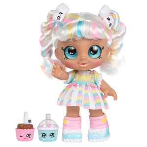 "Kindi Kids Snack Time Friends, Marsha, Pre-School 10"" Doll"