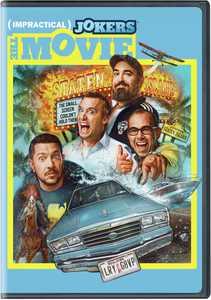 Impractical Jokers: The Movie (DVD + Digital Copy)