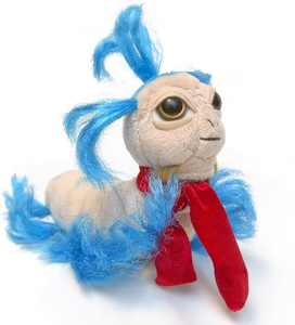 Jim Henson's Labyrinth The Worm 7.5 Collectible Plush