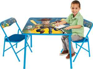 Disney Toy Story 4 Erasable Activity Table