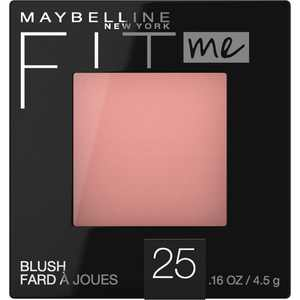 Maybelline Fit Me Blush, Pink, 0.16 oz.