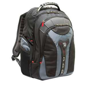 Swiss Gear Pegasus 17in Laptop Backpack with Tablet and eReader Pocket