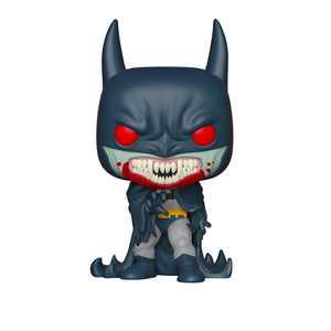 Funko POP! Heroes: Batman 80th - Red Rain Batman (1991)
