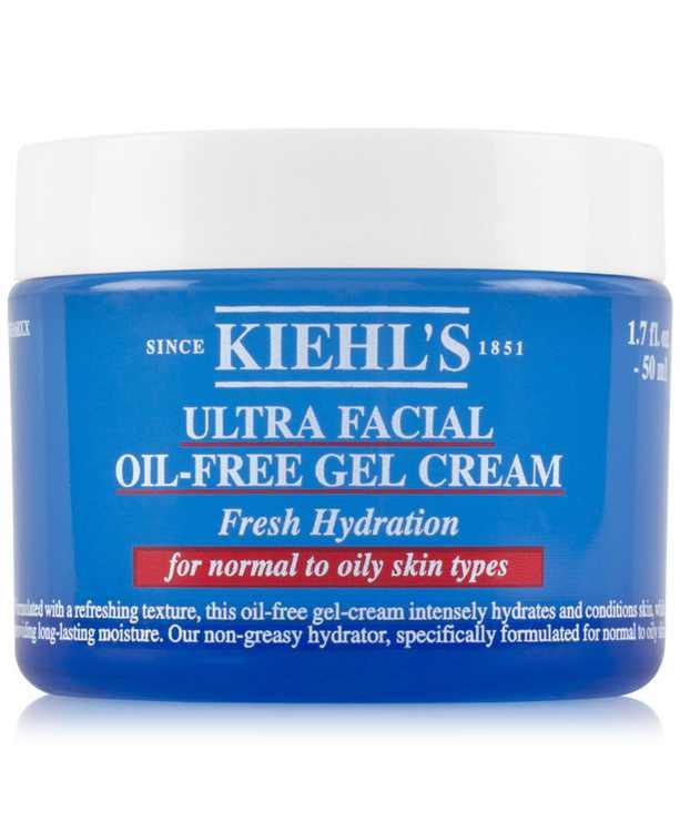 Ultra Facial Oil-Free Gel Cream, 1.7-oz.