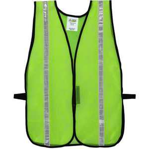 """Cordova Mesh Safety Vest with 1"""" Reflective Tape"""