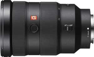Sony - G Master FE 24-70 mm F2.8 GM Full-Frame E-Mount Standard Zoom Lens - Black