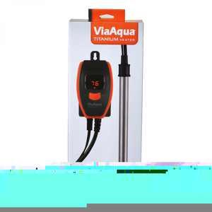 Via Aqua Titanium Heater 300 Watt - (80 Gallons)