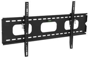 "Mount-It! Low-Profile Tilting TV Wall Mount Bracket | 50"" to 75"" TVs"