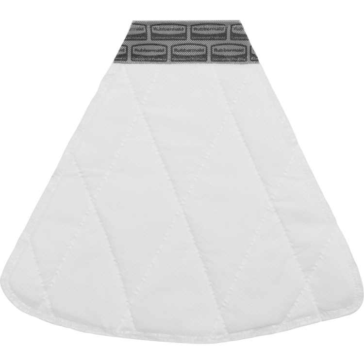Rubbermaid Commercial, RCP2017059, Spill Mop Refill Pads, 10 / Pack, White